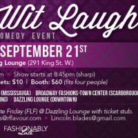 September 21st, 2012 – DEAD WIT LAUGH Hosted By Marc Trinidad