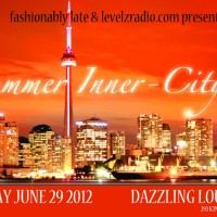 June 29th 2012: Summer Inner-City at Dazzling Lounge