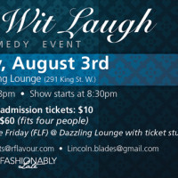 Feeling The HEAT At August's DEAD WIT LAUGH